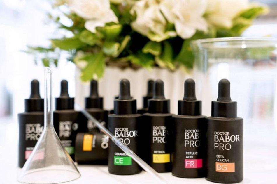 Gezichtsbehandelingen Babor voor huidverbetering